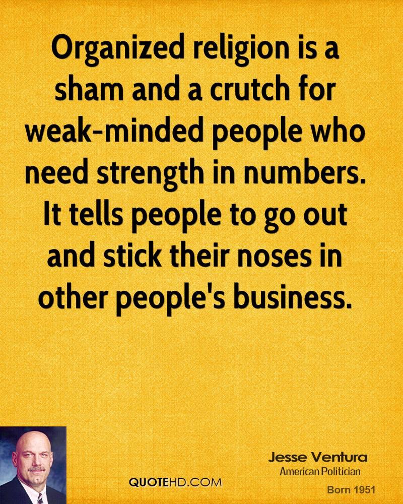 Sham quote #1