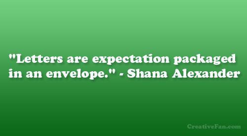 Shana Alexander's quote #3