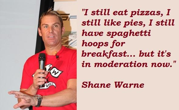 Shane Warne's quote #3