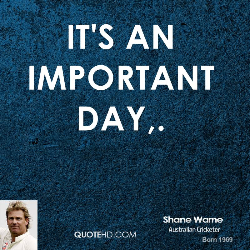 Shane Warne's quote #4