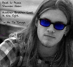Shannon Hoon's quote