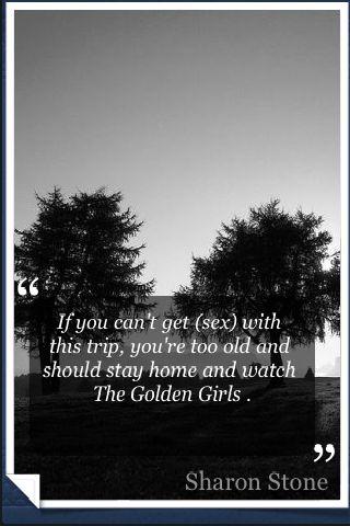 Sharon Stone's quote #3
