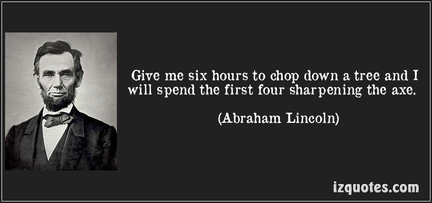 Sharpen quote #2