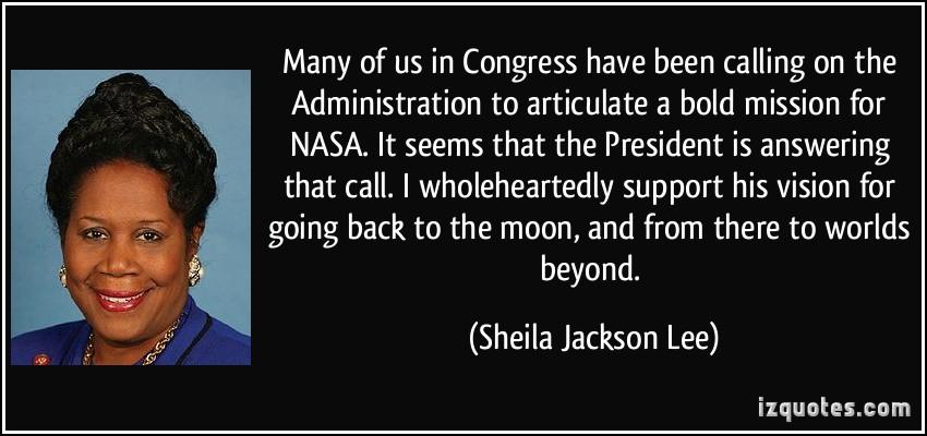 Sheila Jackson Lee's quote #5