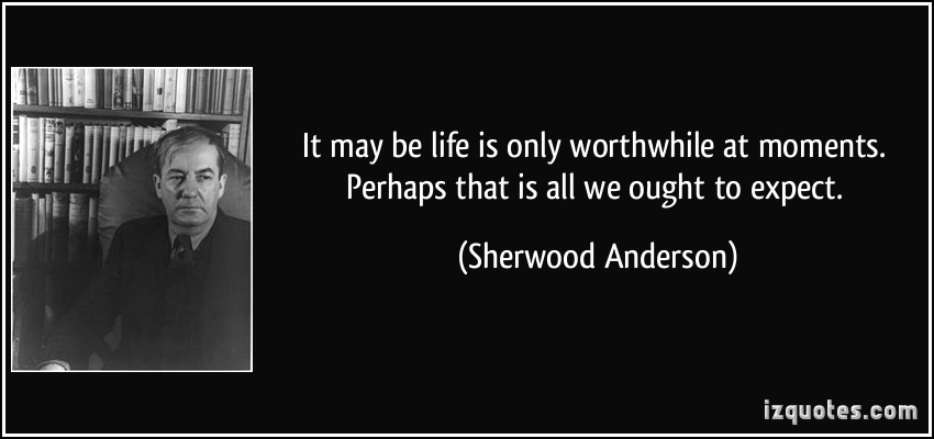 Sherwood Anderson's quote #2