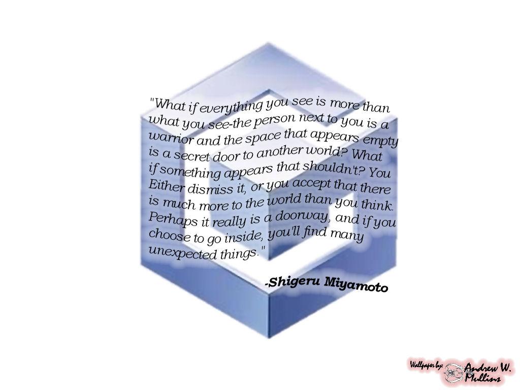 Shigeru Miyamoto's quote #7