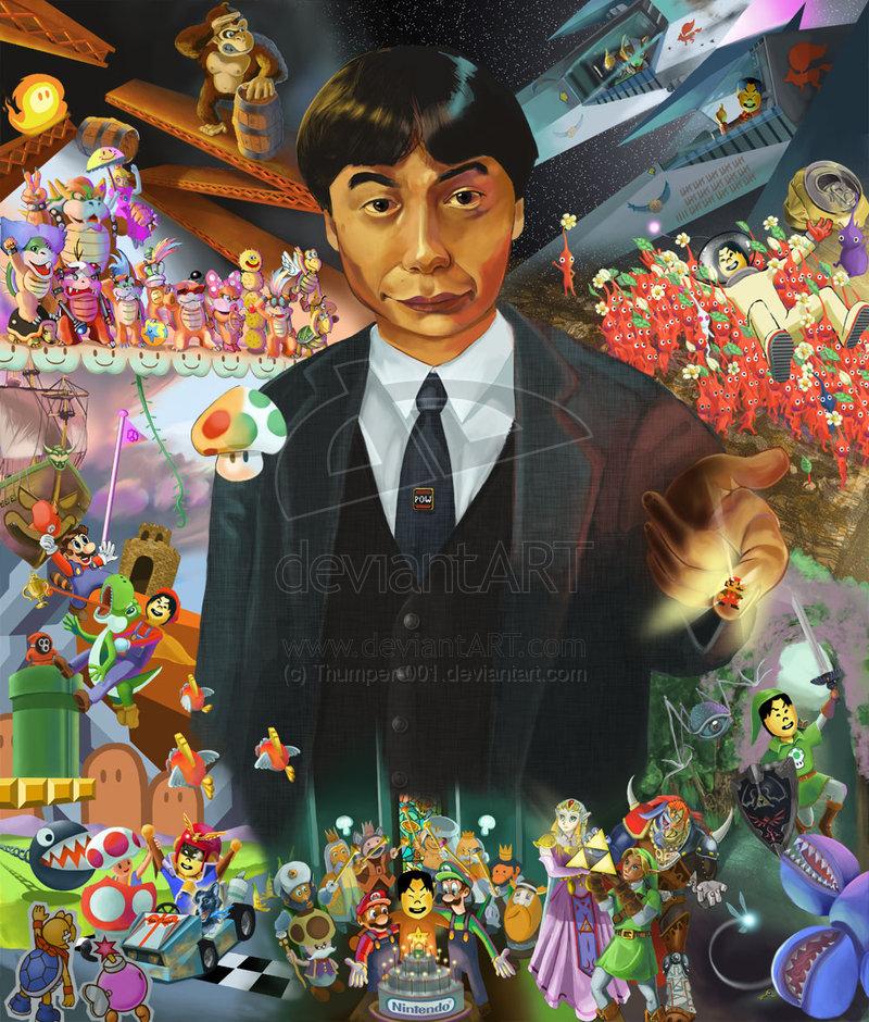 Shigeru Miyamoto's quote #8