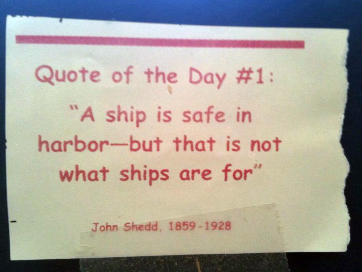 Ships quote #4