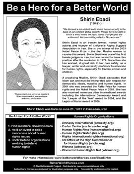 Shirin Ebadi's quote #5