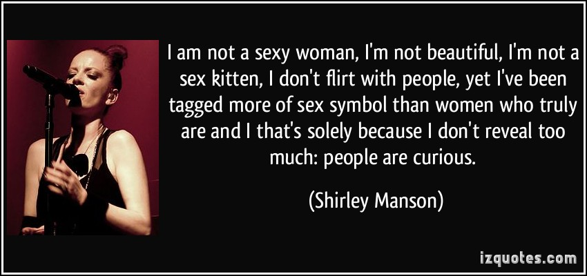 Shirley Manson's quote #2