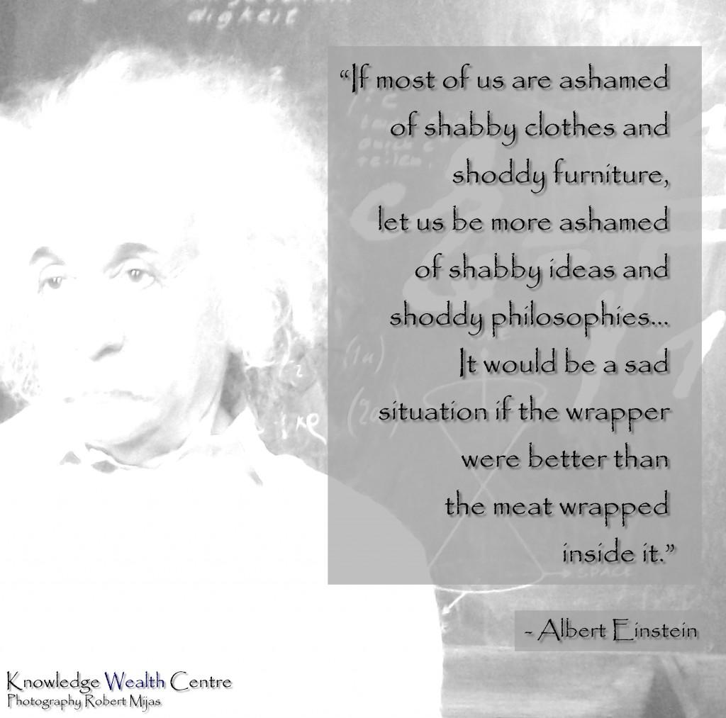 Shoddy quote #1