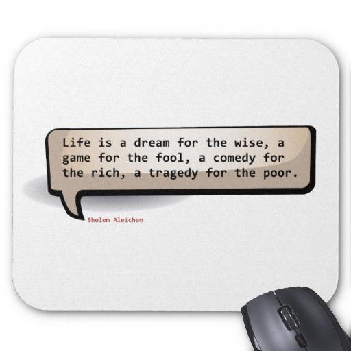 Sholom Aleichem's quote #5