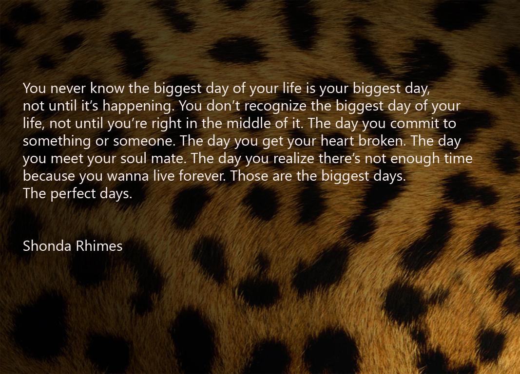 Shonda Rhimes's quote #5