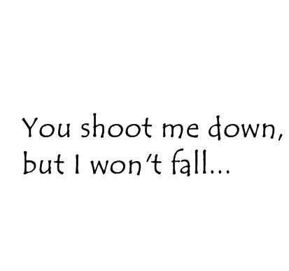 Shoot quote #4