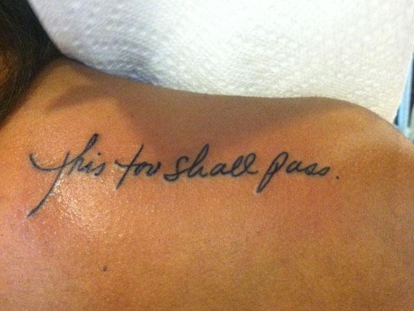 Shoulders quote #2