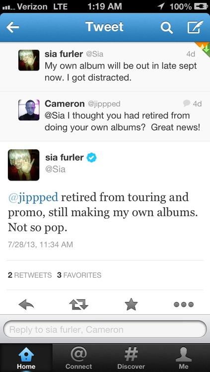 Sia Furler's quote #5