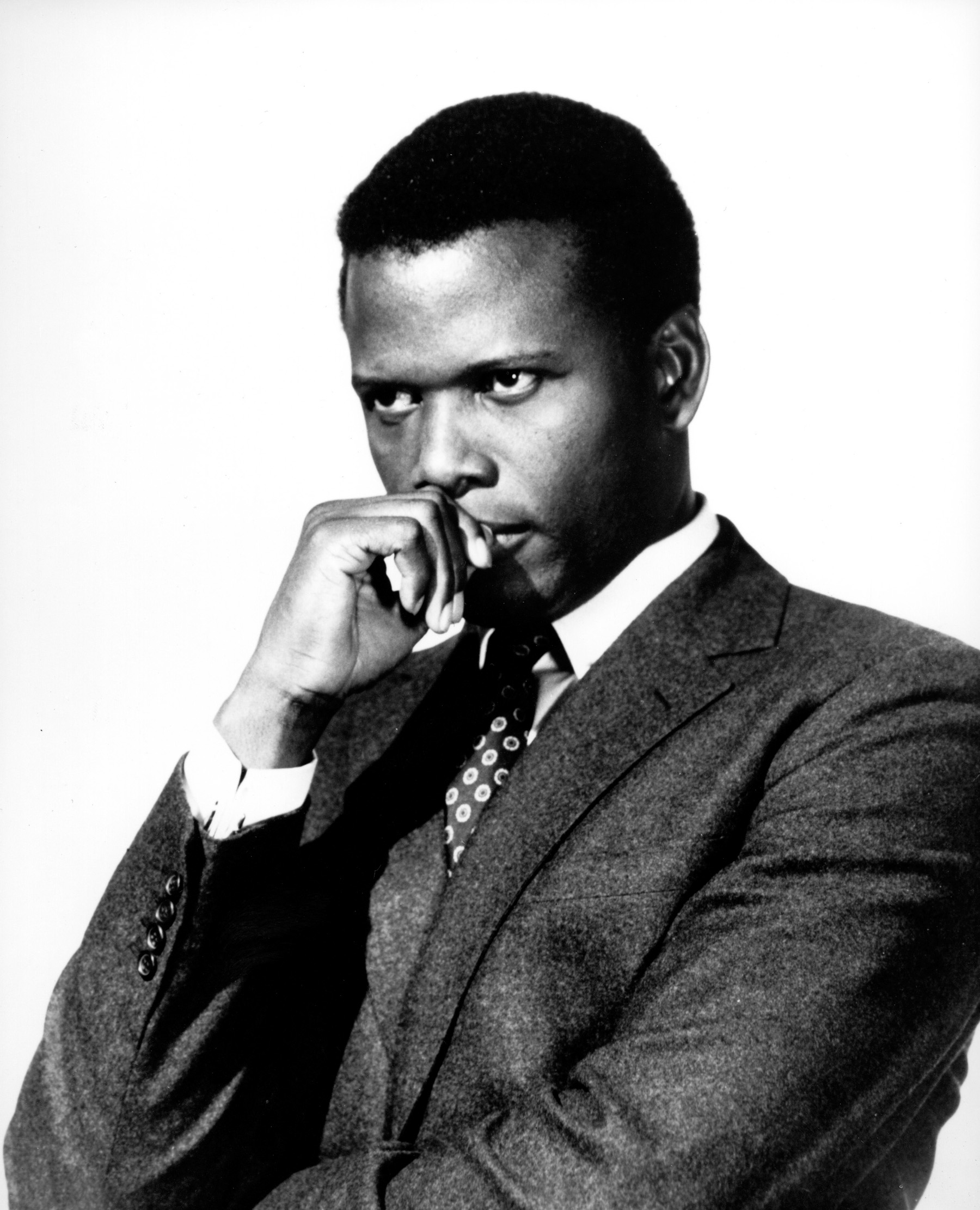 Sidney Poitier's quote #6