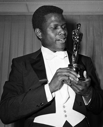 Sidney Poitier's quote #8