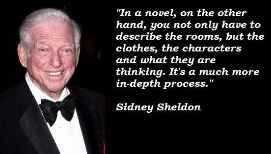 Sidney Sheldon's quote #4