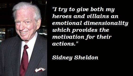 Sidney Sheldon's quote #5