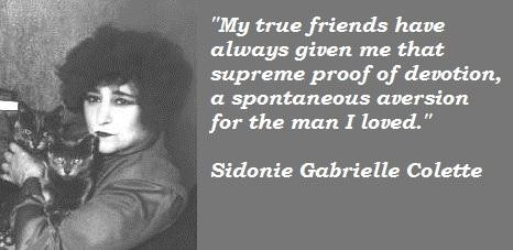 Sidonie Gabrielle Colette's quote #2
