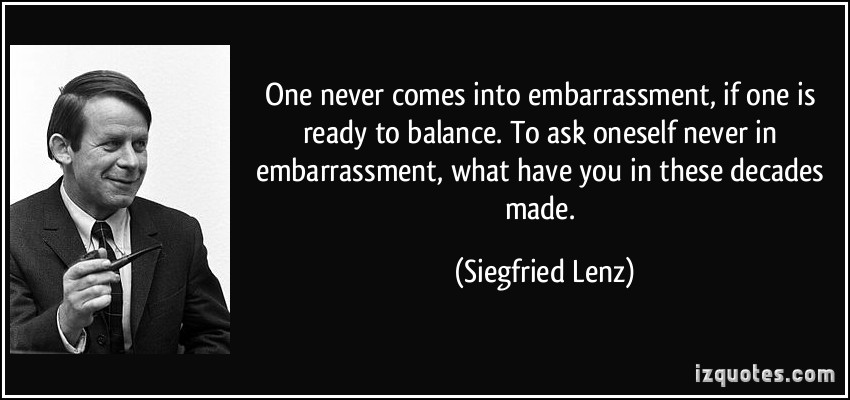 Siegfried Lenz's quote #2