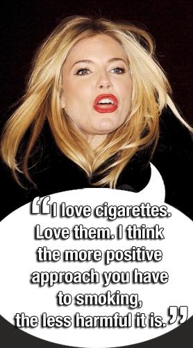 Sienna Miller's quote