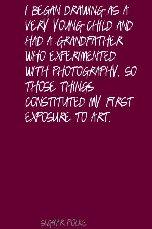 Sigmar Polke's quote #3