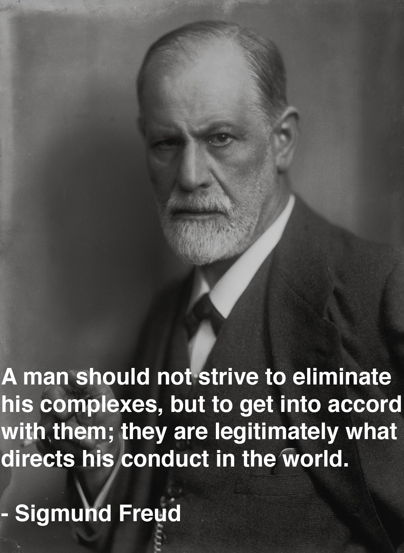 Sigmund Freud's quote #5