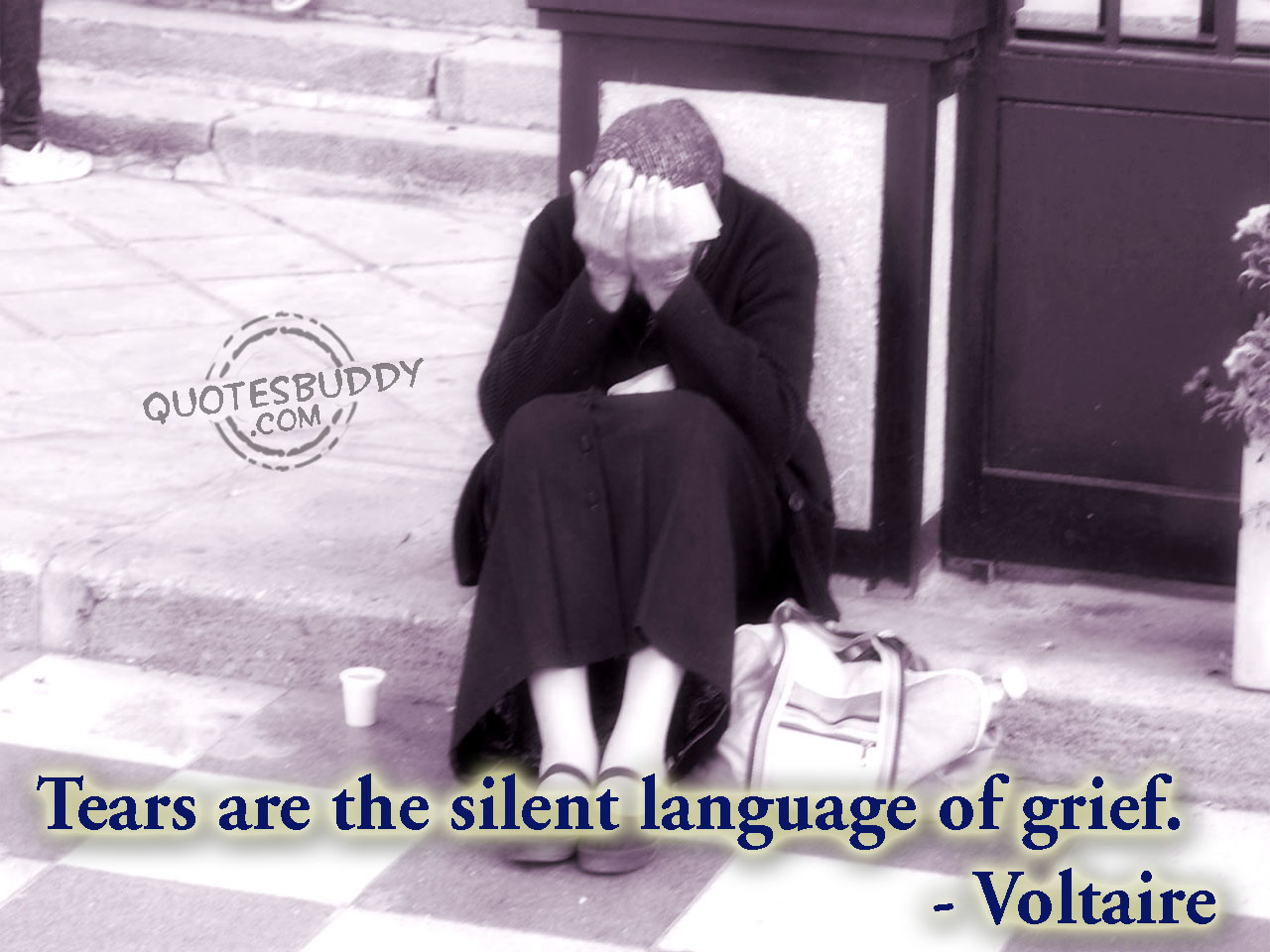 Silent quote #3