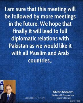 Silvan Shalom's quote #3