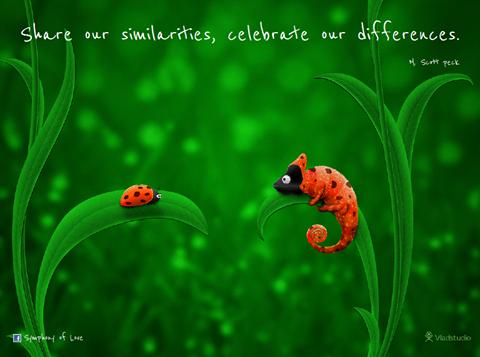 Similarities quote #1