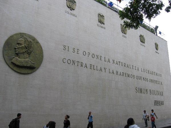 Simon Bolivar's quote #3