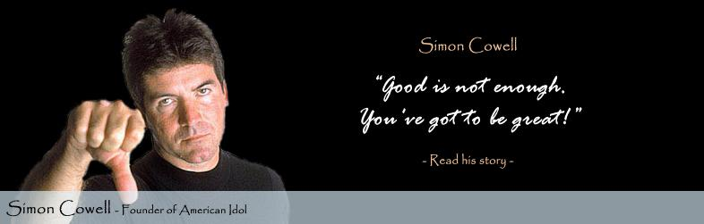 Simon Cowell's quote #5