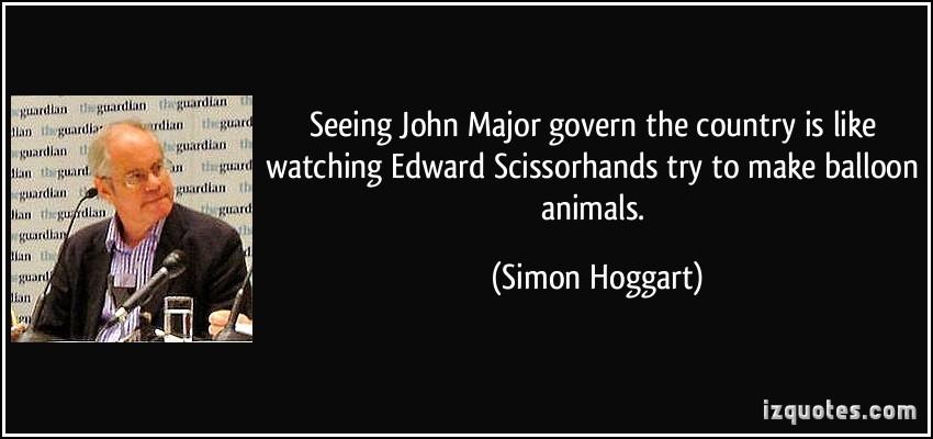 Simon Hoggart's quote #1