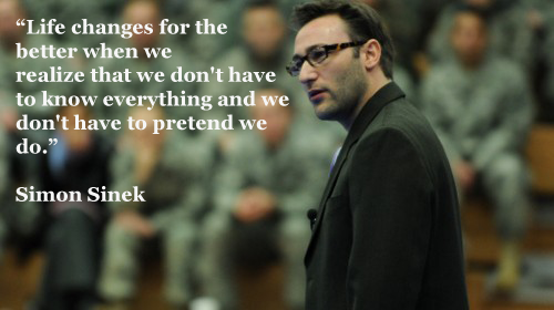 Simon Sinek's quote #2
