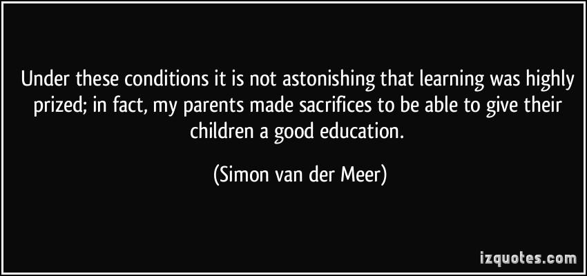 Simon van der Meer's quote #2