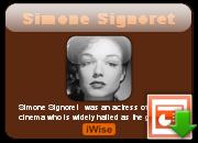 Simone Signoret's quote #2