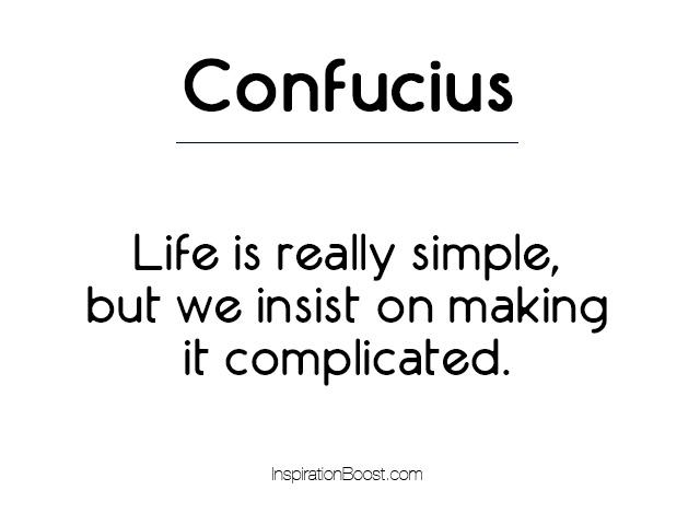 Simplistic quote #1
