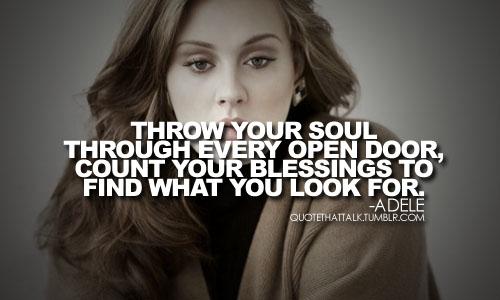 Singer quote #1