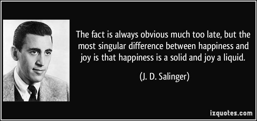 Singular quote #2