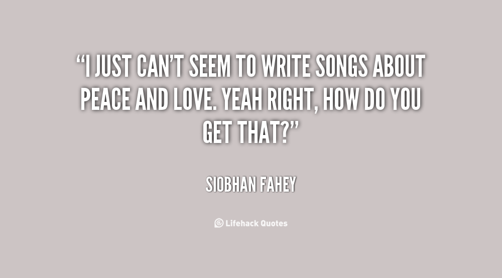 Siobhan Fahey's quote #3
