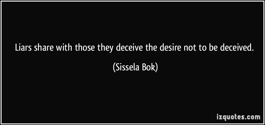Sissela Bok's quote #5