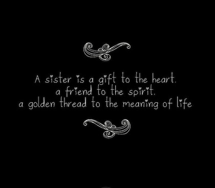 Sister quote #8