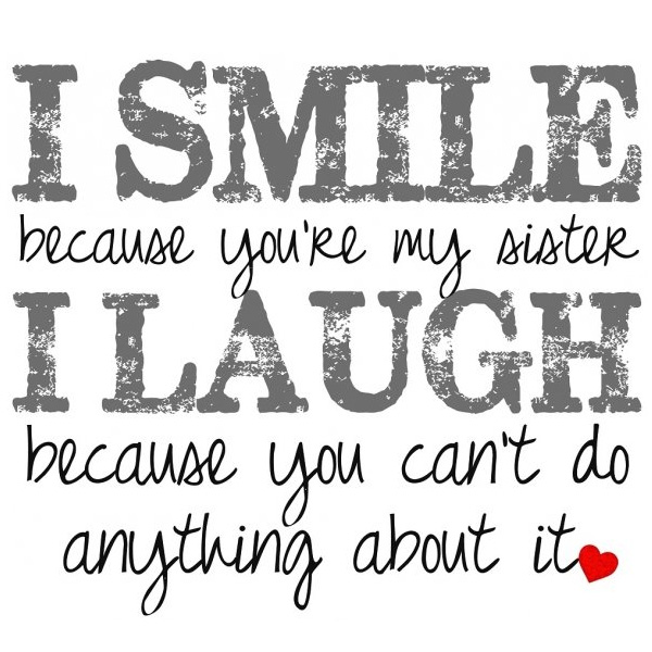 Sisters quote #7