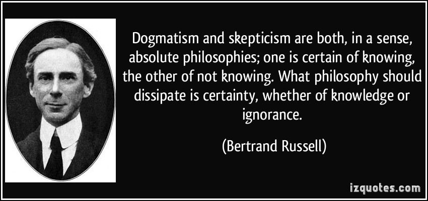 Skepticism quote #1