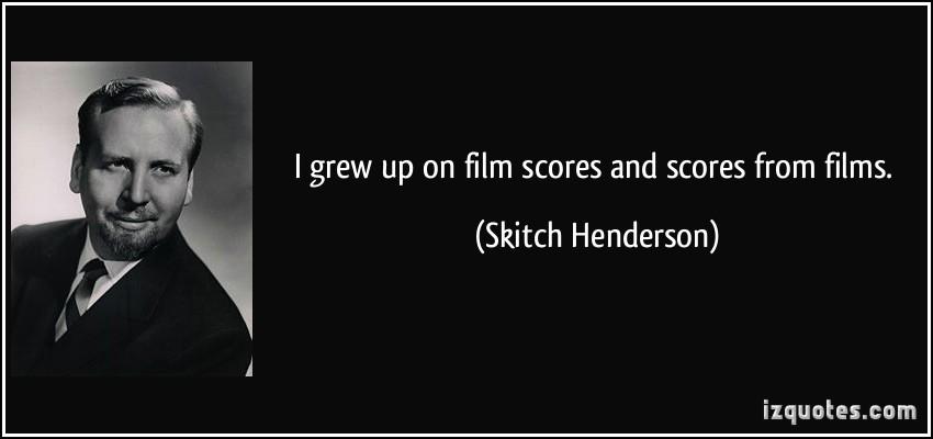 Skitch Henderson's quote #4