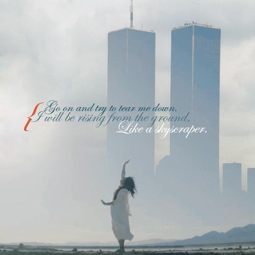 Skyscraper quote #1