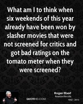 Slasher quote #2