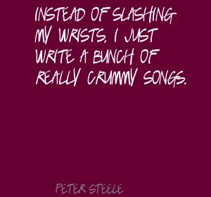 Slashing quote #2
